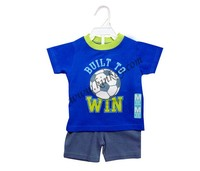new style 100% cotton hot import baby clothes