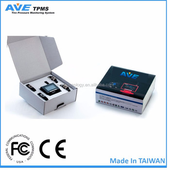 Tire Pressure Monitor Car Alarm System