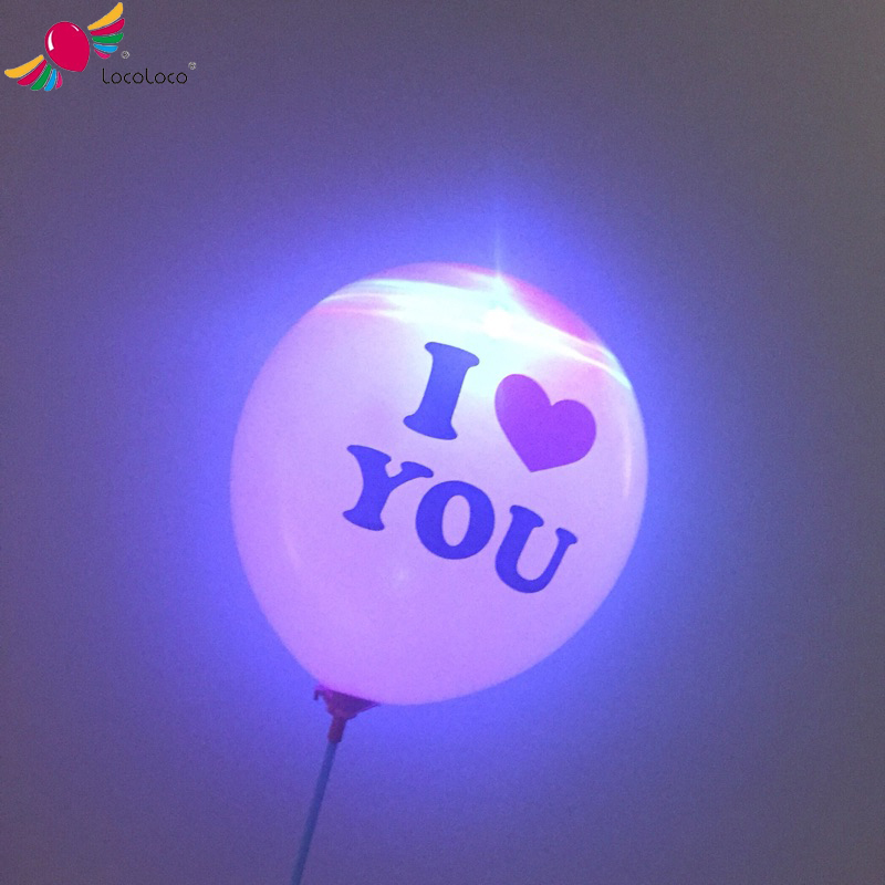 Top Quality wholesale Cheapest Wedding Decoration 10 inch led baloon lights