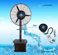 Wholesale OEM Summer outdoor water cooler mist fan Industrial mist fan