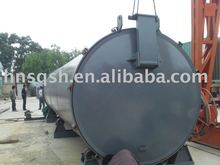 the waste oil refining equipment with catalyst free