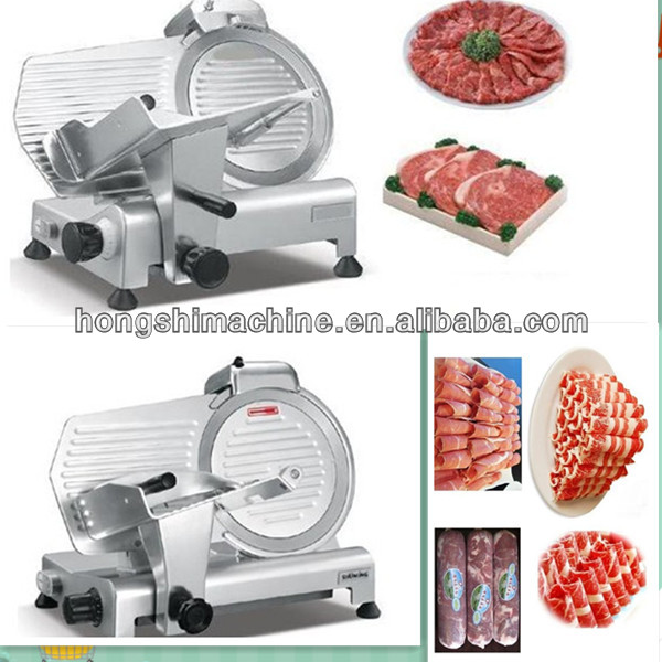 automatic high capacity popular used meat slicer for sale
