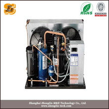 Air Cooled Low Temperature Condensing Unit with Frascold Compressor