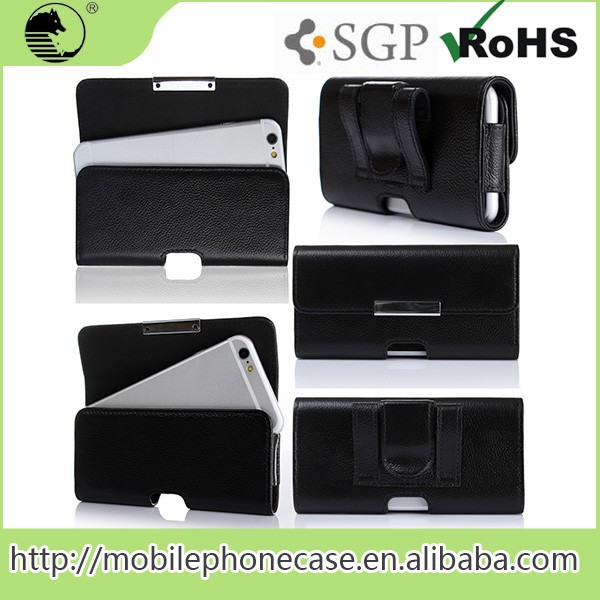 China Supplier New Design Hot Selling Flip Leather Case for Iphone 6