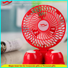 USB Rechargeable mini desk fan squirrel cage fan