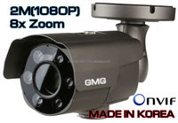2MP 8x Zoom Power LED equipped IP Bullet Camera