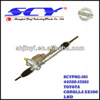 High Quality Power Steering Gear OE No:44250-12561For TOYOTA COROLLA EE100 LHD