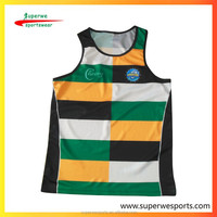 New Style Hot Sale Running Gear/Tank Tops Custom Made Accepted In Clothings