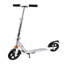 big wheels adult 200mm scooter