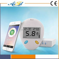 Blood Glucose Meter with Cholesterol Bluetooth Blood Glucose Meter
