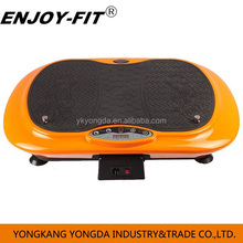 200W MOTER CRAZY FIT MASSAGE VIBRATION MACHINE VIBATION PLATE mini massager