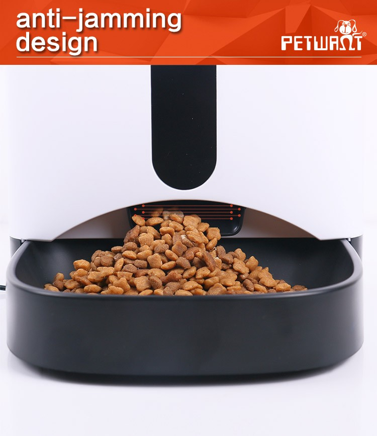 China Factory Automatic Pet Feeder for Dogs Cats