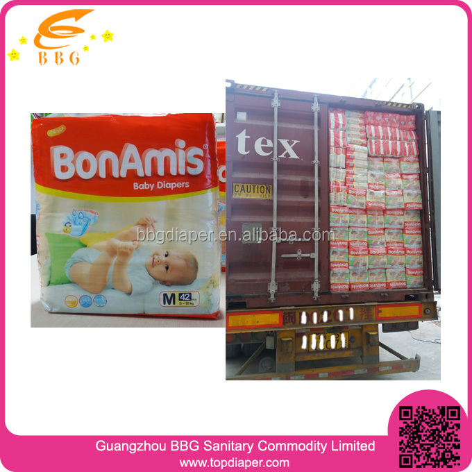 Professional Factory Made Sleepy Baby Diapers, Baby nappy, turkey Baby Diapers in bales to Kenya