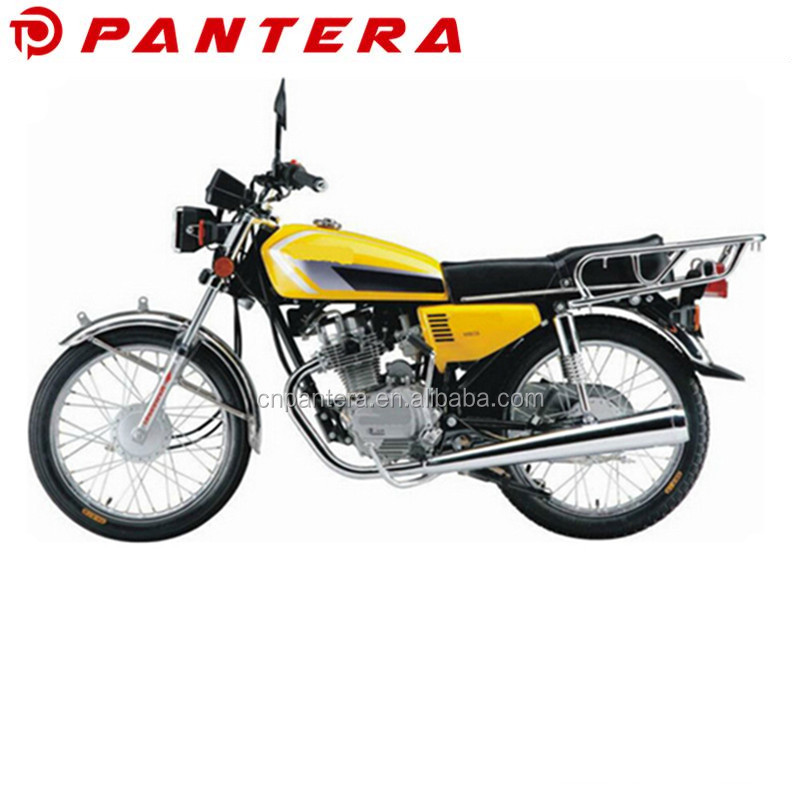 2016 New Best Selling Chinese CG125 Motorcycle
