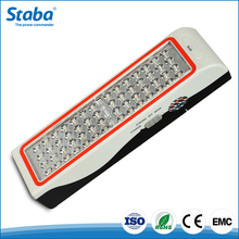 Staba IP65 waterproof 7W portable rechargeable led home emergency light