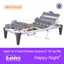 2015 Modern design Golden Furniture electric facial bed for sale PM-03