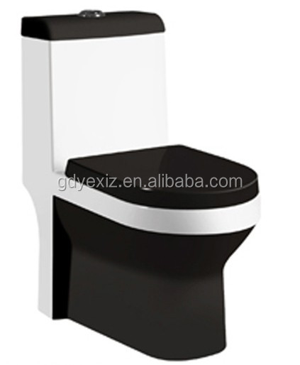 A3110 toilet item/ one-piece washdown toilet / colored toilet bowl