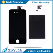Bottom price Lcd digitizer glass touch screen for iphone 4 4S
