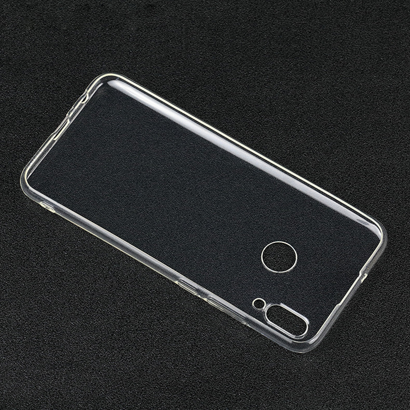 Ultra Thin TPU Transparent soft shell For Honor <strong>10</strong> Lite / <strong>P</strong> Smart 2019