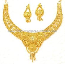Wholesale south indian ethnic Gold plated jewelry - imitation jewellery - ladies imiatation jewelry