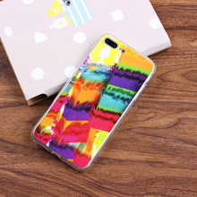 Wholesale fashion design soft TPU phone shell IMD best buy mobile phone cases for iPhone 7 case