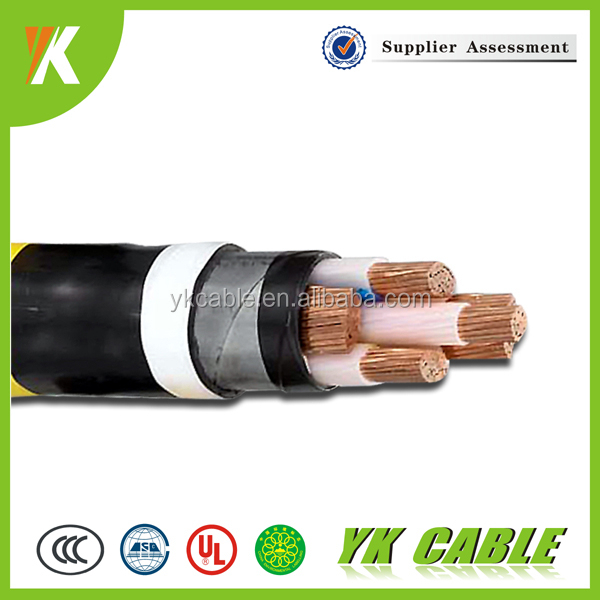 Electrical ground copper conductor 50mm2 earthing cable specification