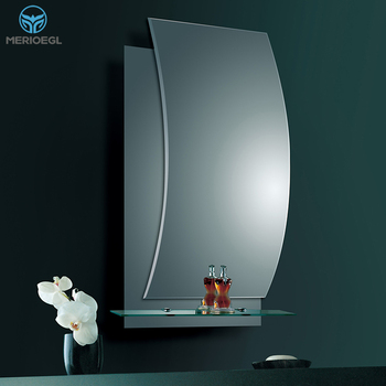 New Promotion float mirror backlit mirror decorative mirrors