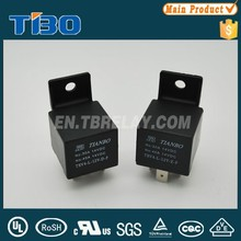 competitive price Tianbo Top Quality 12v 40a motorcycle relay trv4-l-12v-z-f