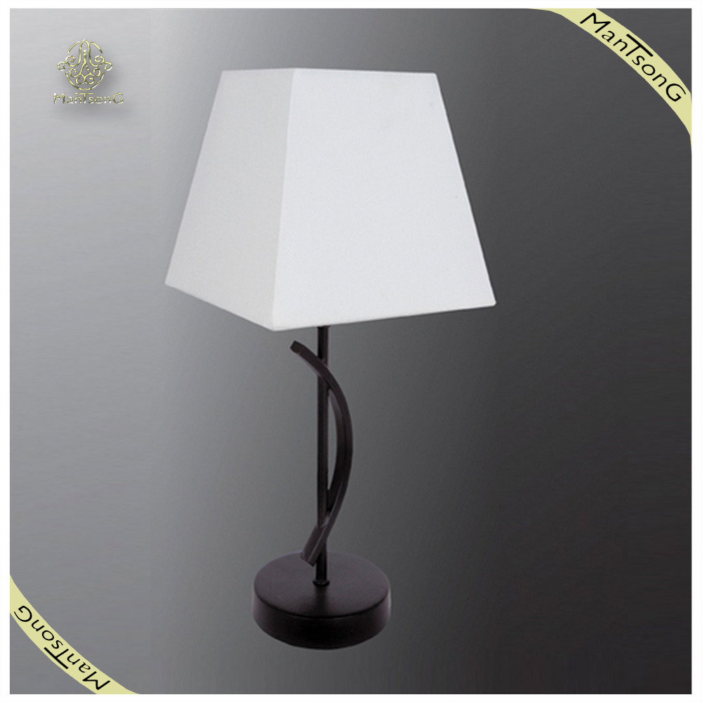 hot sale classic white fabric shade table lamp simple style wholesale. Black Bedroom Furniture Sets. Home Design Ideas