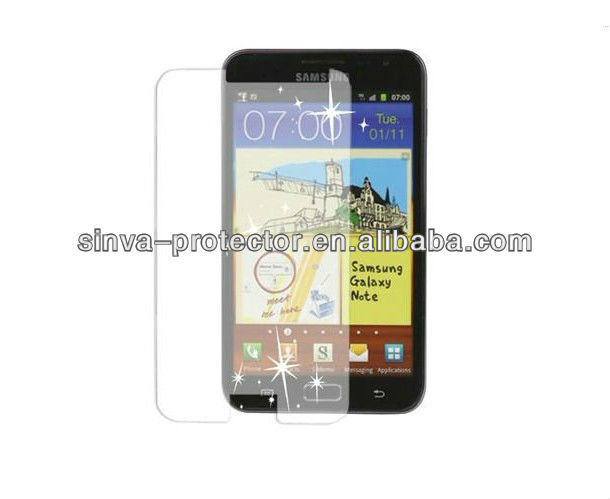 high quality diamond screen protector for samsung galaxy s2