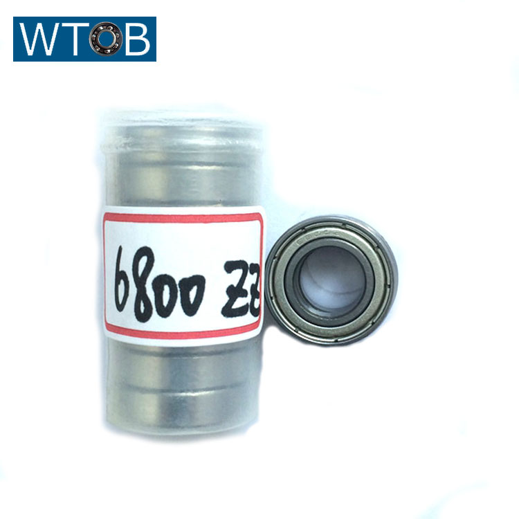 Reglator 6800 series thin ball bearing manufacturer 6803 zz 17x26x5mm