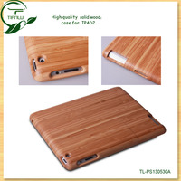 2015 Wood hard case for iPad mini wooden case back cover, bamboo eco-friendly case for ipad with factory price