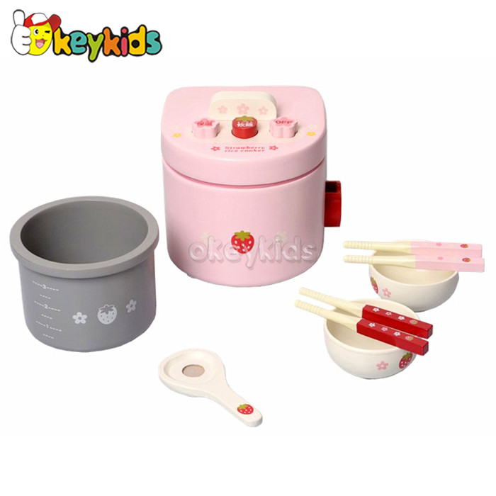 2016 wholesale baby wooden kitchen sets toys high quality for Cheap kids kitchen set