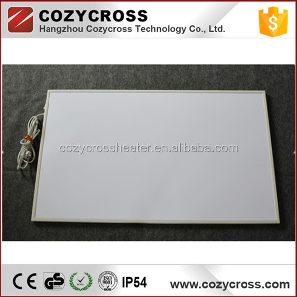 Hot sale free standing/Wall/Ceiling far infrared ray radiant carbon crystal panel <strong>heating</strong>