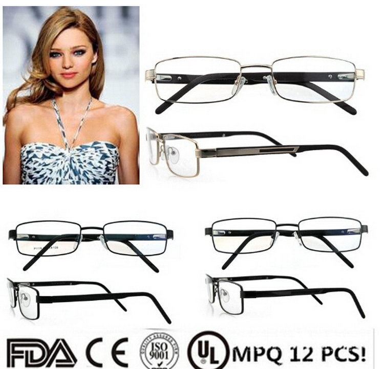 New/best selling/metal round retro reading glasses frame