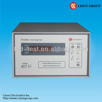 Lisun PH2000 LED Photometer with English Software can be Run in Win7 or Win8 by RS-232