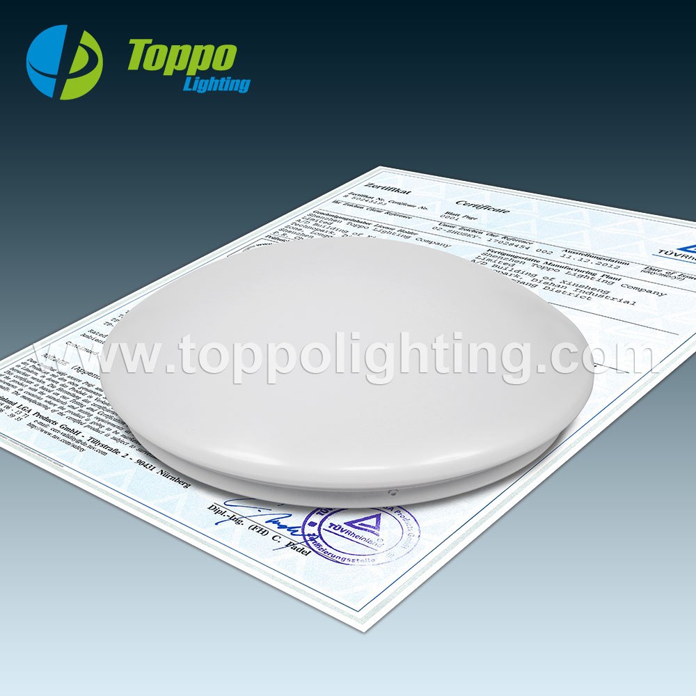 UL High quality high lumen led indoor ceiling light 15w 18w 22w 32w 40W for American Market