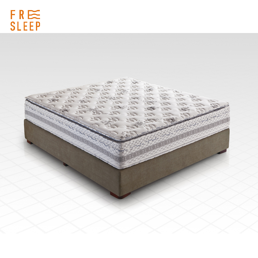 Hotel furniture king queen size spring hard lifestyle comfort night foam mattress Compressed with wood pallet - Jozy Mattress | Jozy.net