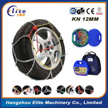 KN 12MM Carbon Steel Snow Chain for Car