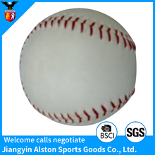 The Best Selling Well Wool Stuffing High Quality Pu Leather Baseball Wholesale