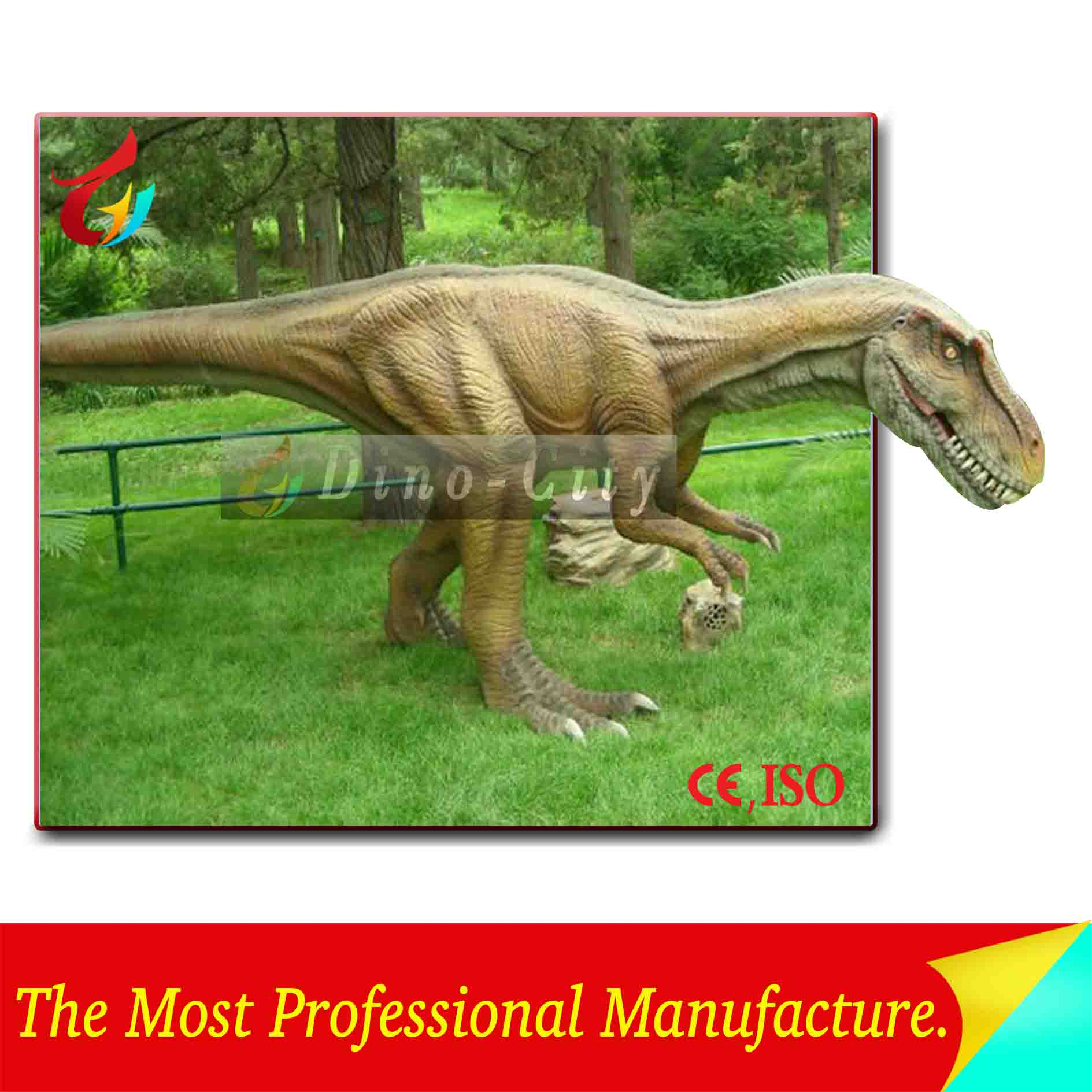 outdoor new ideal dinosaur model landscaping