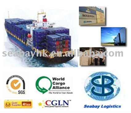 China ocean freight from Ningbo,Shenzhen,Hongkong,shanghai...to Thessaloniki,Greece