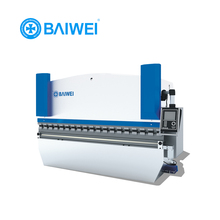 China manufacturer used hydraulic sheet metal bending machine