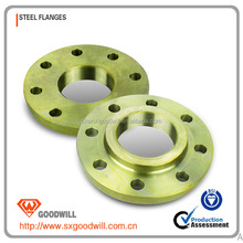ductile iron 90 degree double flanged bend