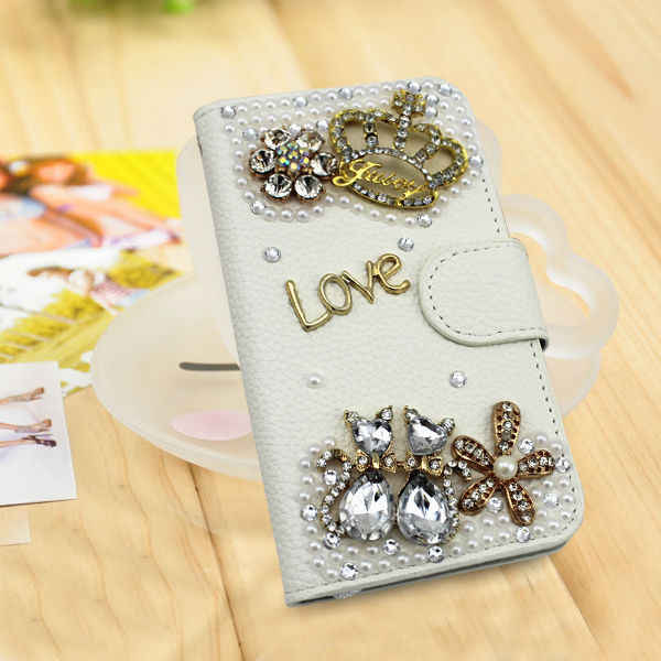 flower rhinestone bling bling case for samsung galaxy note 3 n9000