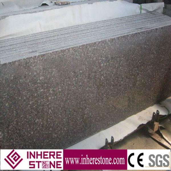 Different kinds of granite slab colors