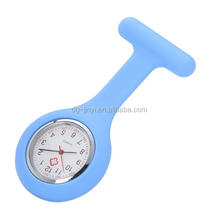 wholesale medical nurse fob watch digital nurse watch silicone nurse watch