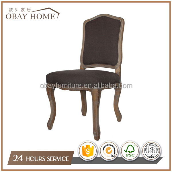French Provincial Wooden Chair Dining <strong>Antique</strong> Dining Room Furniture Wholesale