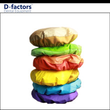 Hygienic Nonwovens & Waterproof Pu Material 10 Colors Optional Affordable Protective Dental Chair Cover