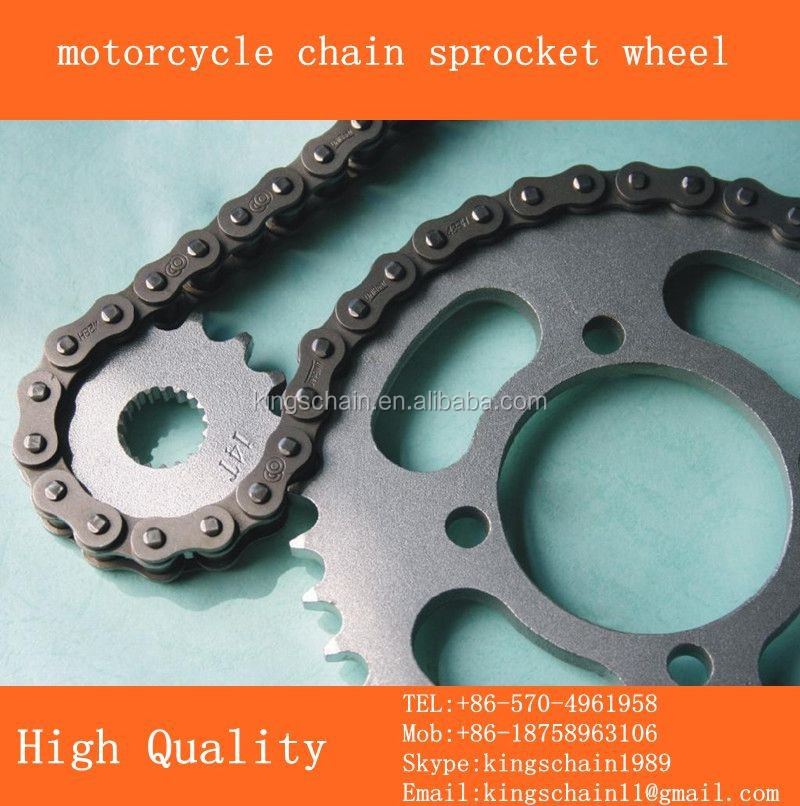 motorcycle transmissions part 428h motorcycle chain sprocket kits